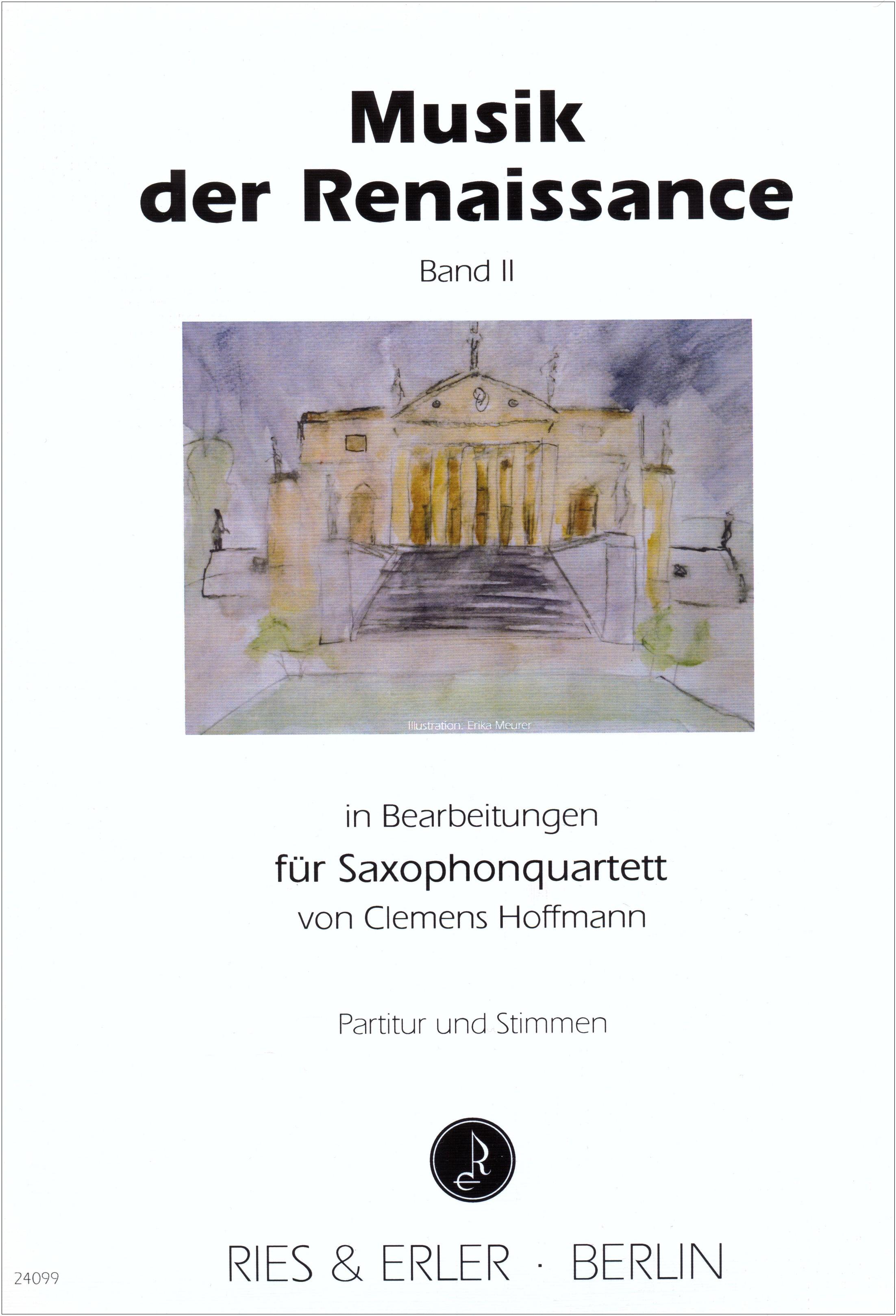 Noten Saxofon Saxofonquartett